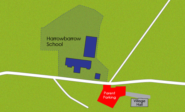 Harrowbarrow School Parent Parking