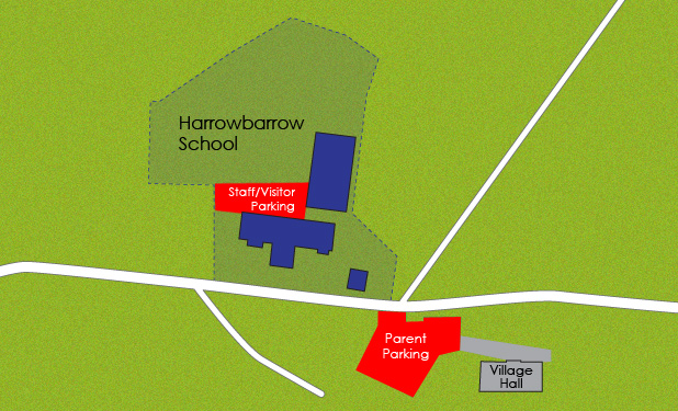 Harrowbarrow School Staff & Visitor Parking